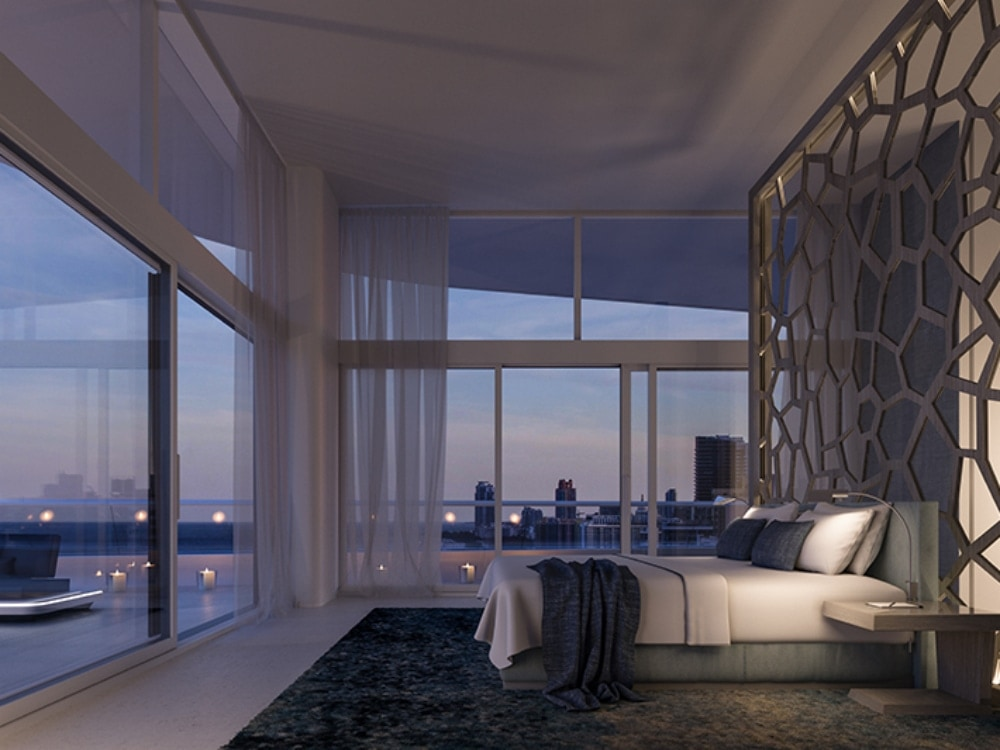 7 Jaw Dropping Master Suites In Miami Homes