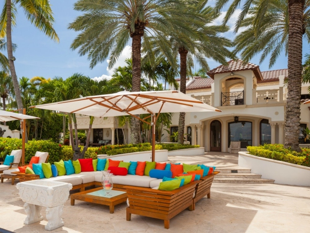 Beau 46 Star Homes With Patios