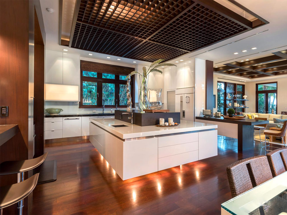 7 Miami Homes with Kitchens So Incredible, You'll Cook Dinner Every Night