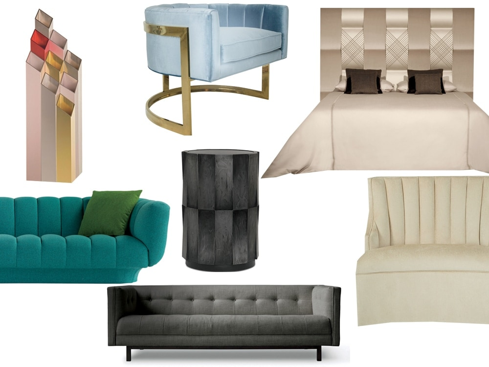 Roche Bobois, Fendi Casa, U0026 Other Home Designers Putting A U002770s Spin On  Furniture