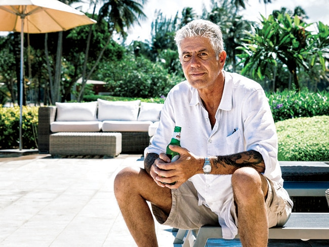 anthony bourdain no reservations india