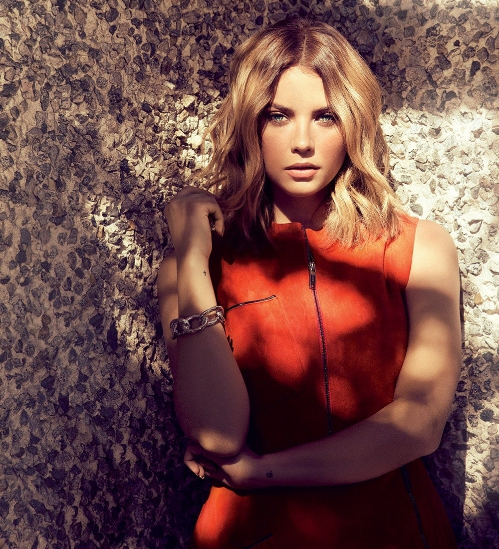 How Ashley Benson Reacted When She Was Turned Down for a Role Because ...