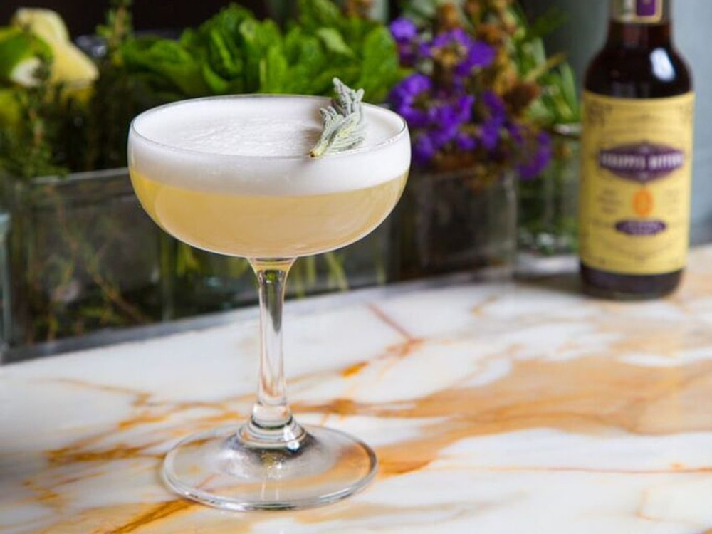 Where to get the best egg white based cocktails to sip in for Cocktails made with tequila