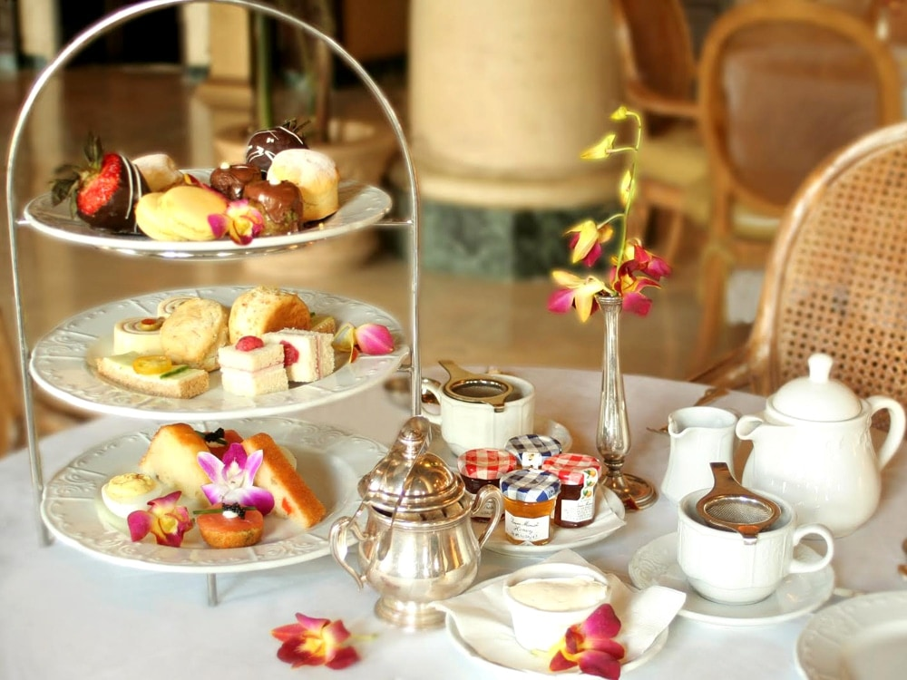 What Are The Best Tearooms For Afternoon Tea In Miami For