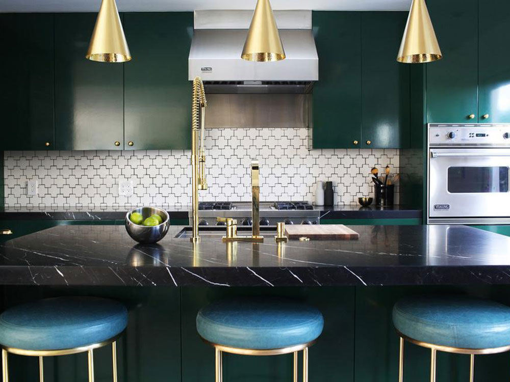 How to Decorate Your Miami Home with Luxe Black Marble