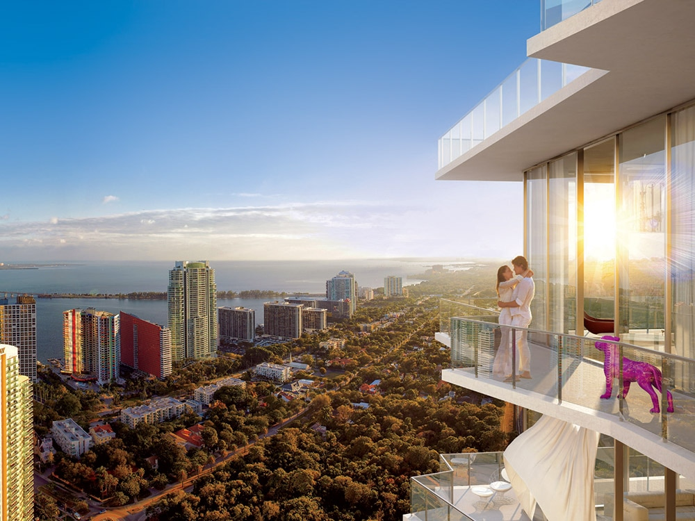 Why Miamians Can't Wait to Move into Brickell