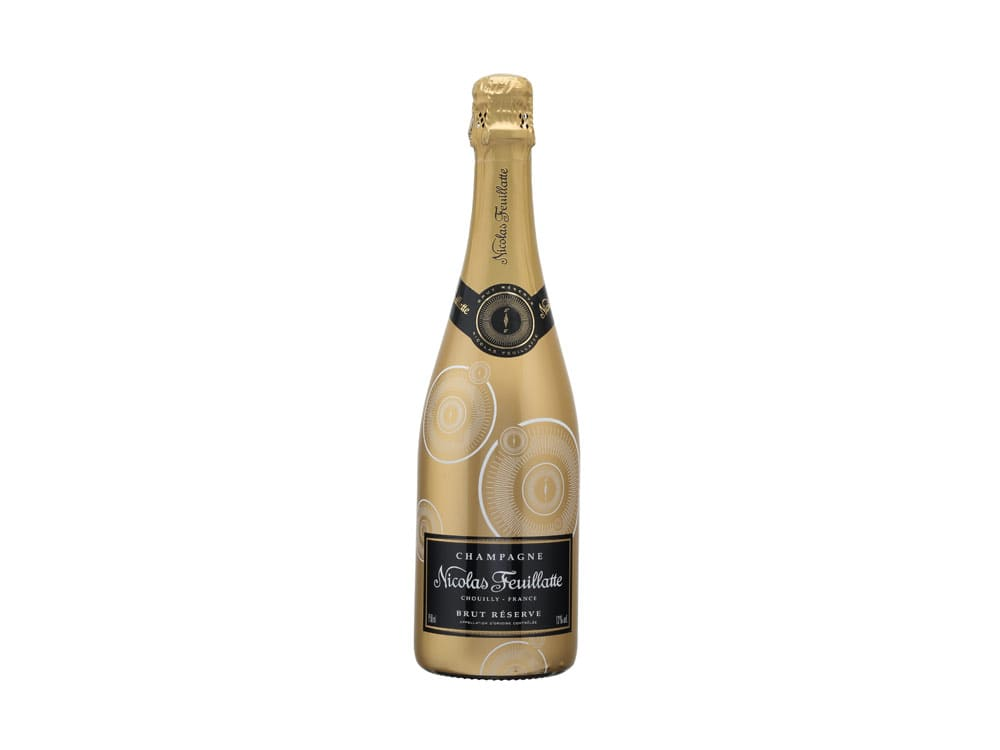 Festive bottles to toast on new year 39 s eve for Super u champagne