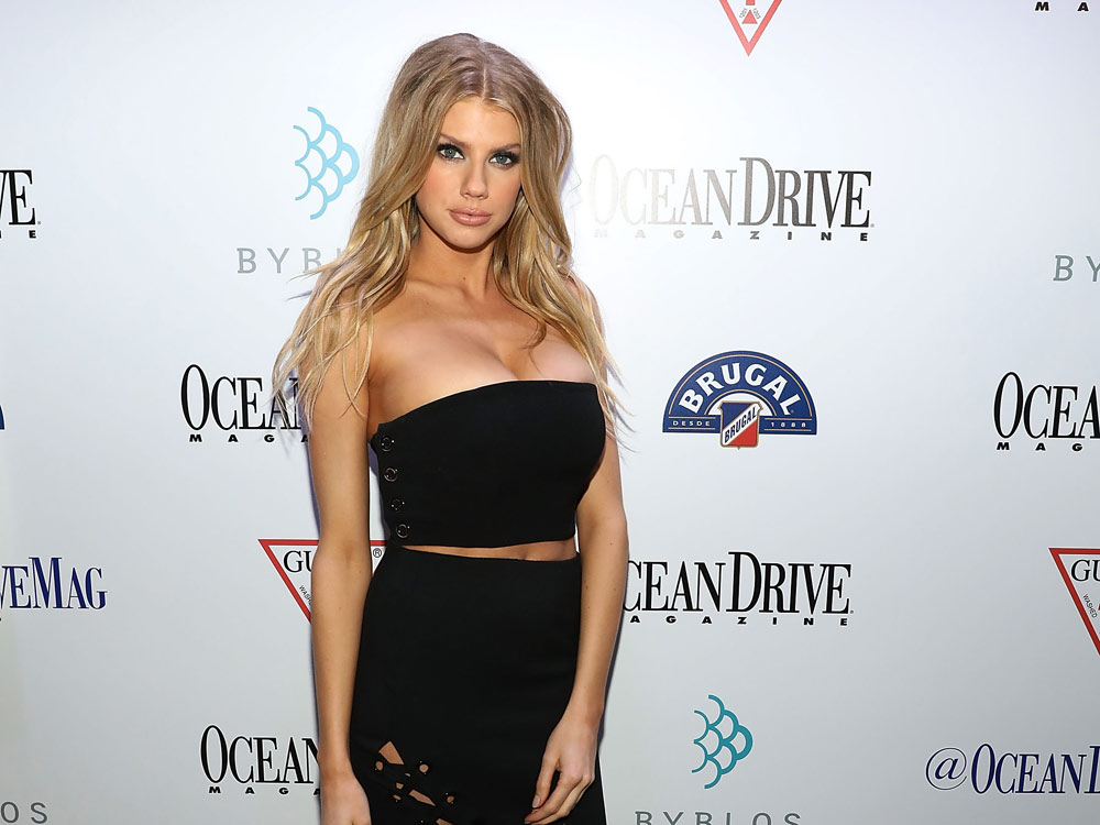 Charlotte McKinney on Staying in Tip-Top Shape & What She Loves about Miami