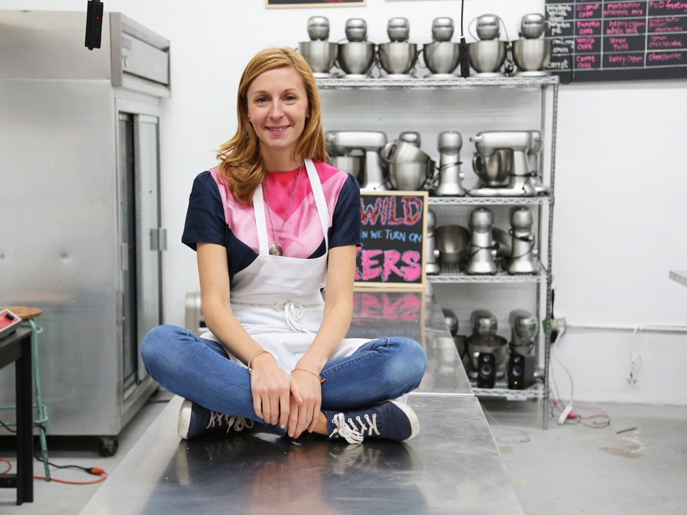 Christina Tosi of Momofuku Milk Bar