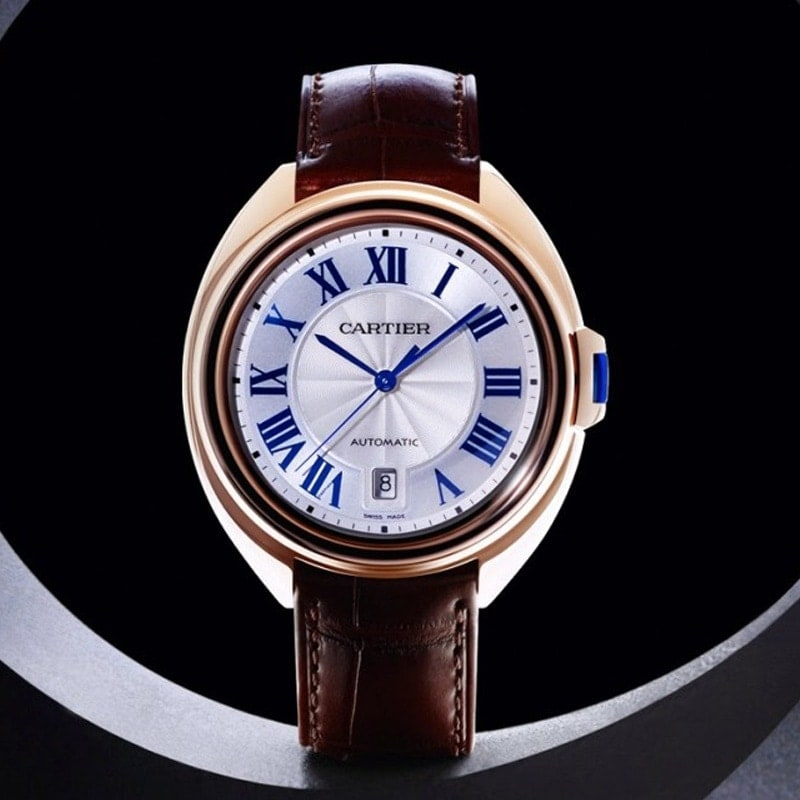 Why Cartier's Latest Line Of Luxury Timepieces Is Truly