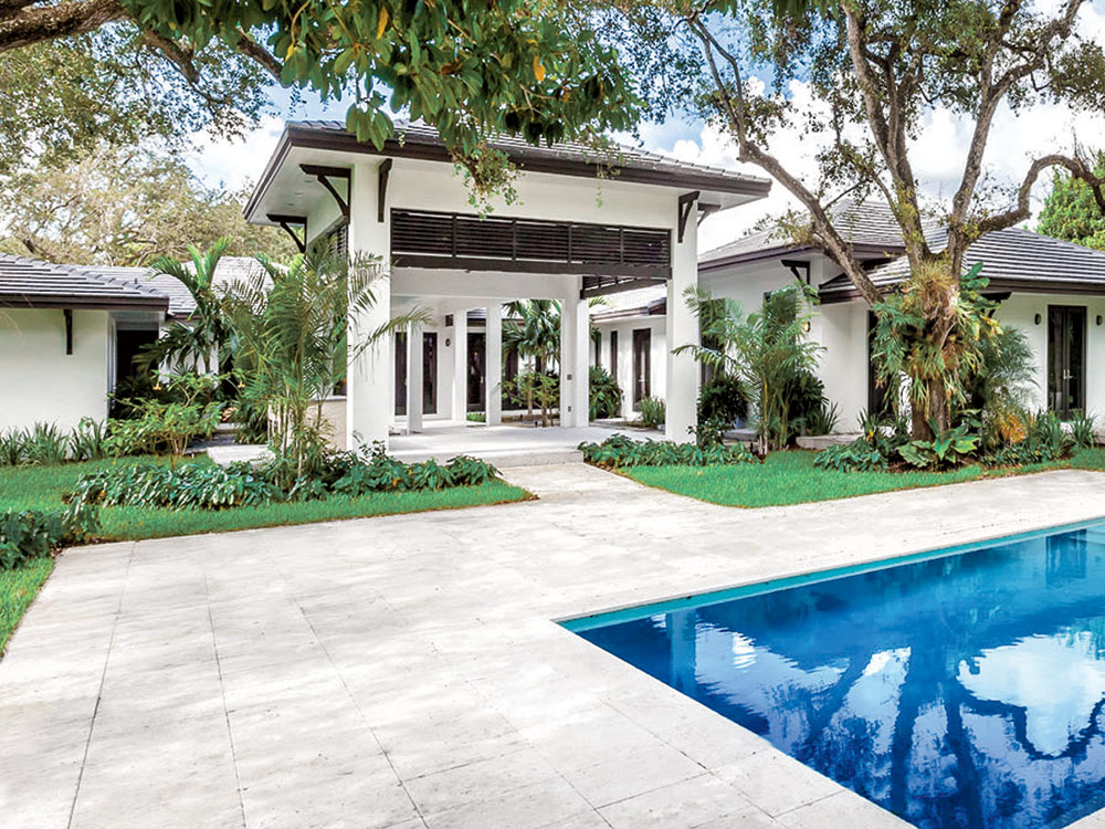 These Coral Gables Homes Perfect For Entertaining Outdoors