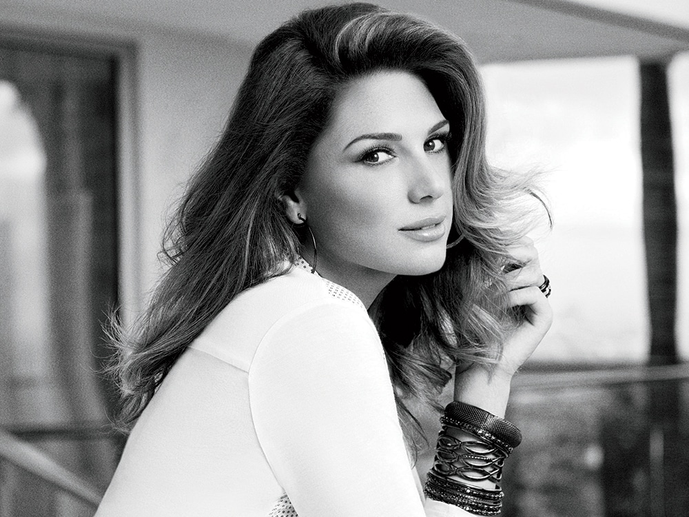 Daisy Fuentes Hosts St Jude Angels And Stars Gala