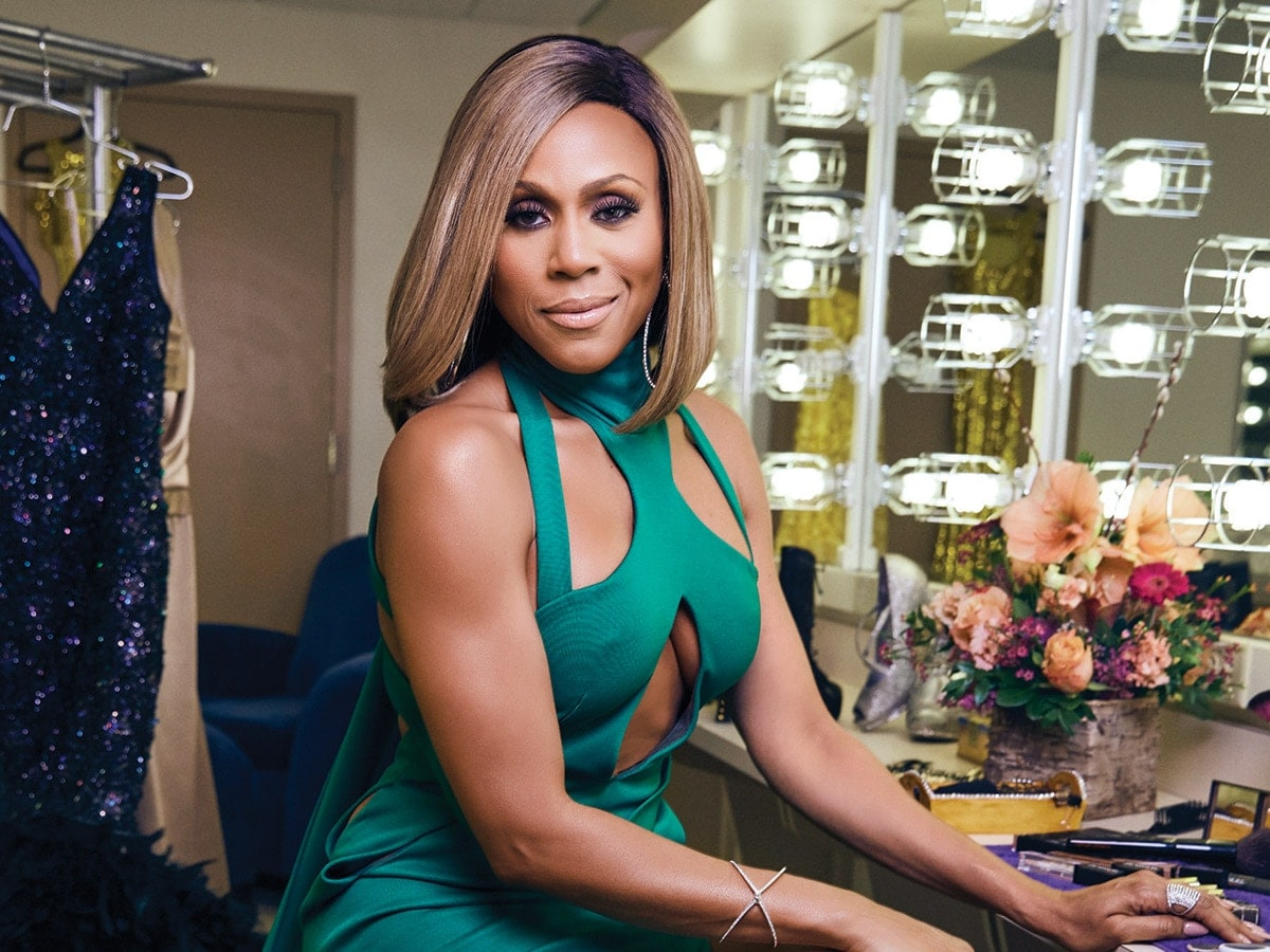 Deborah Cox On Whitney Houston And Starring In The Stage
