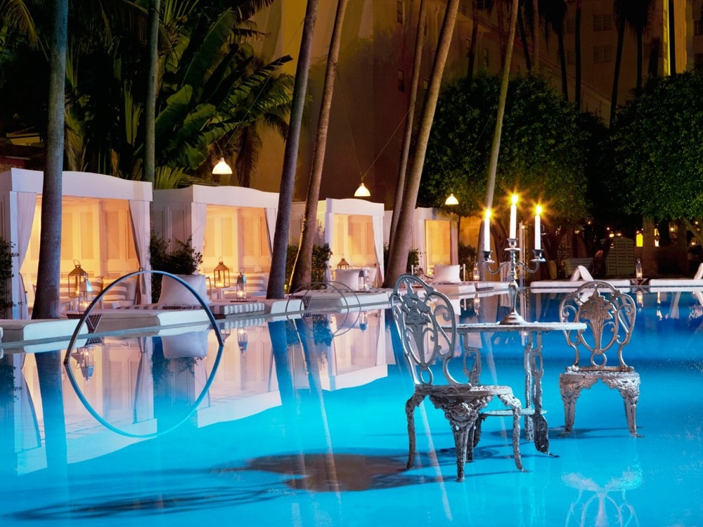 Where to celebrate new year 39 s eve in miami Red house hotel swimming pool