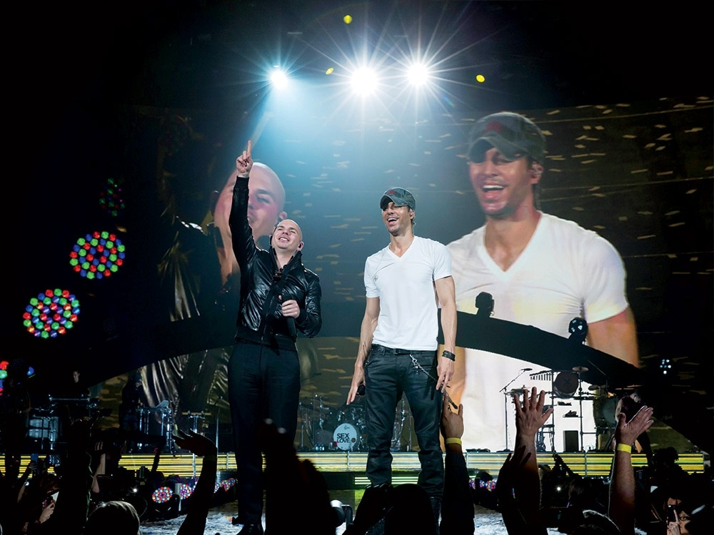Why You Should See Enrique Iglesias & Pitbull in Miami This Month