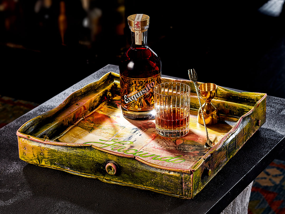 BACARDI USA Takes Over Miami with a New Campaign, Collection, and Designer Bar Trays