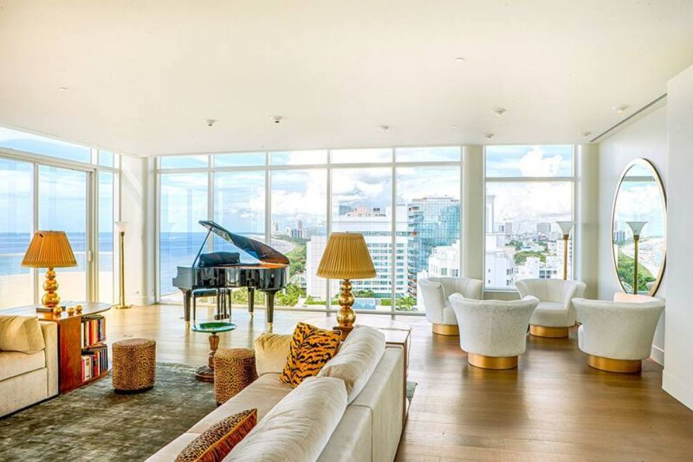 The Most Luxurious Penthouse Suites In Miami