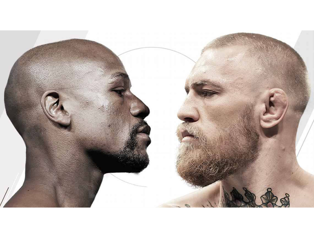 10 Things to Know about the Mayweather vs. McGregor Fight