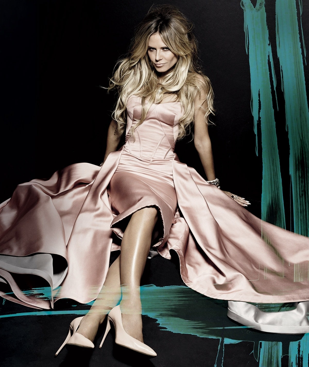 Heidi Klum on \'Project Runway,\' Why She Has No Problem with Nudity ...