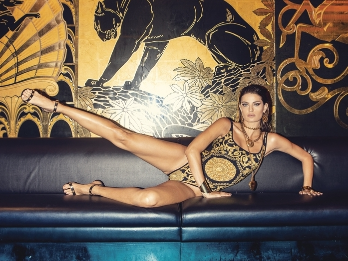 Brazilian Goddess Isabeli Fontana Proves Herself Worthy of the Supermodel Title & Then Some