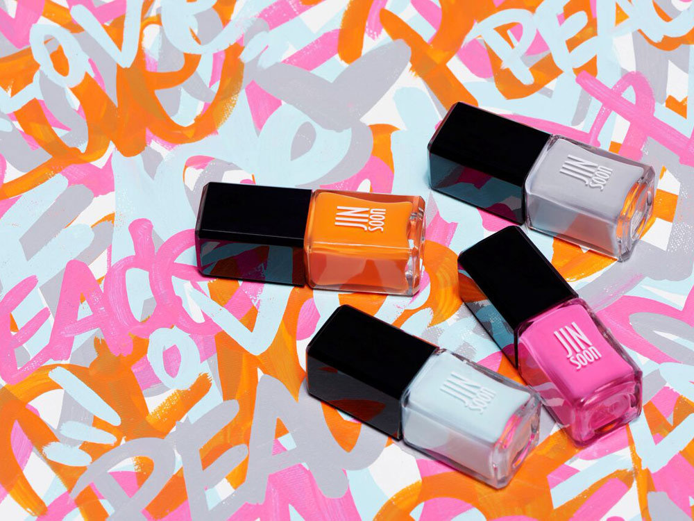 Celebrity Manicurist Jin Soon Choi & Miami Artist Chris Riggs Share the Latest from Their Nail Polish Collab