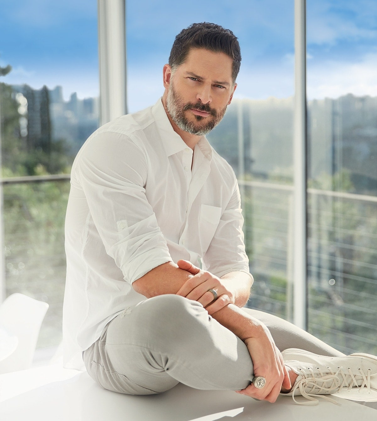 Joe Manganiello on Being Typecast for His Physique, His ...