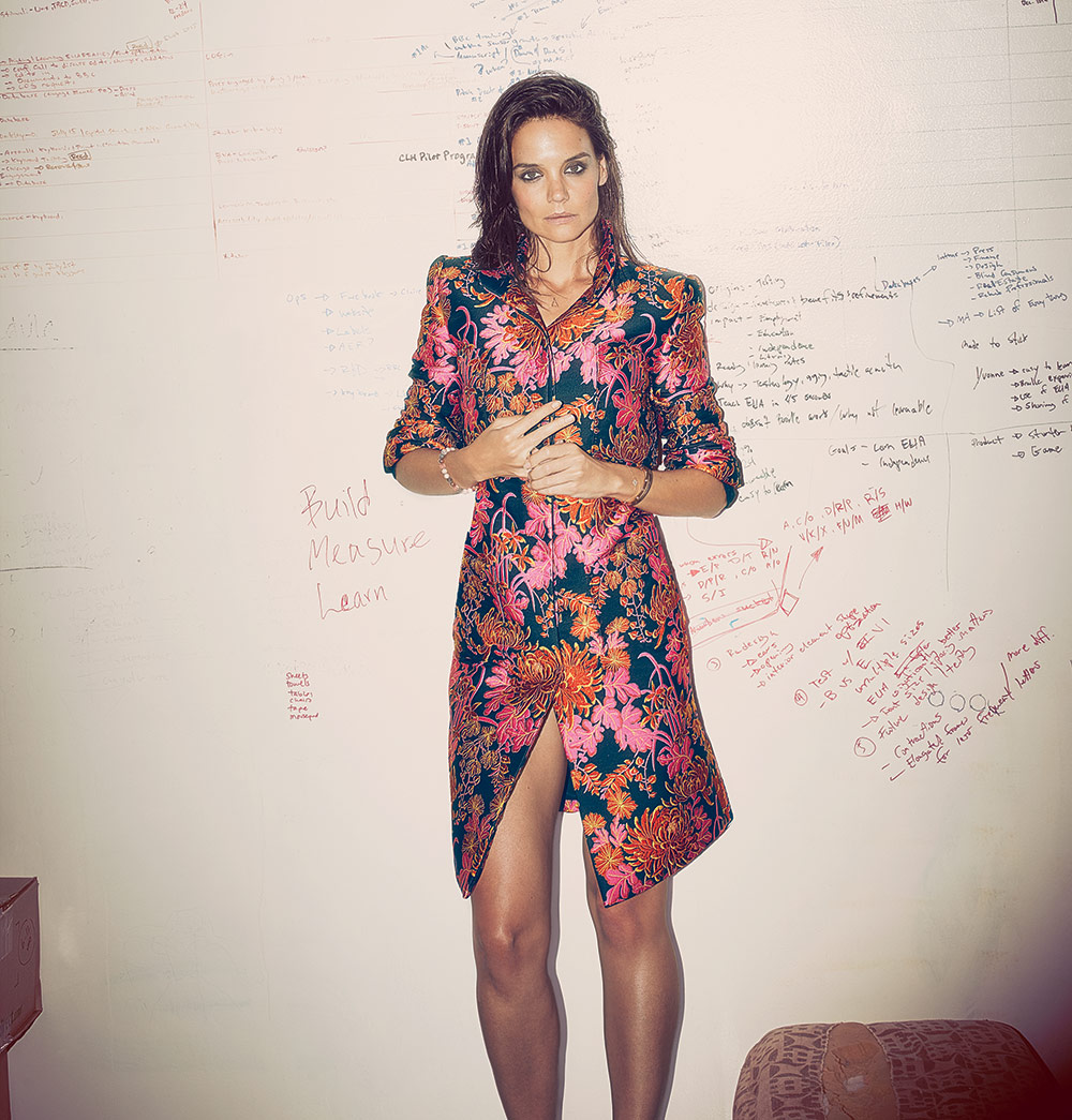 Why Katie Holmes Calls Herself a Wannabe & Why She Can't ... Katie Holmes
