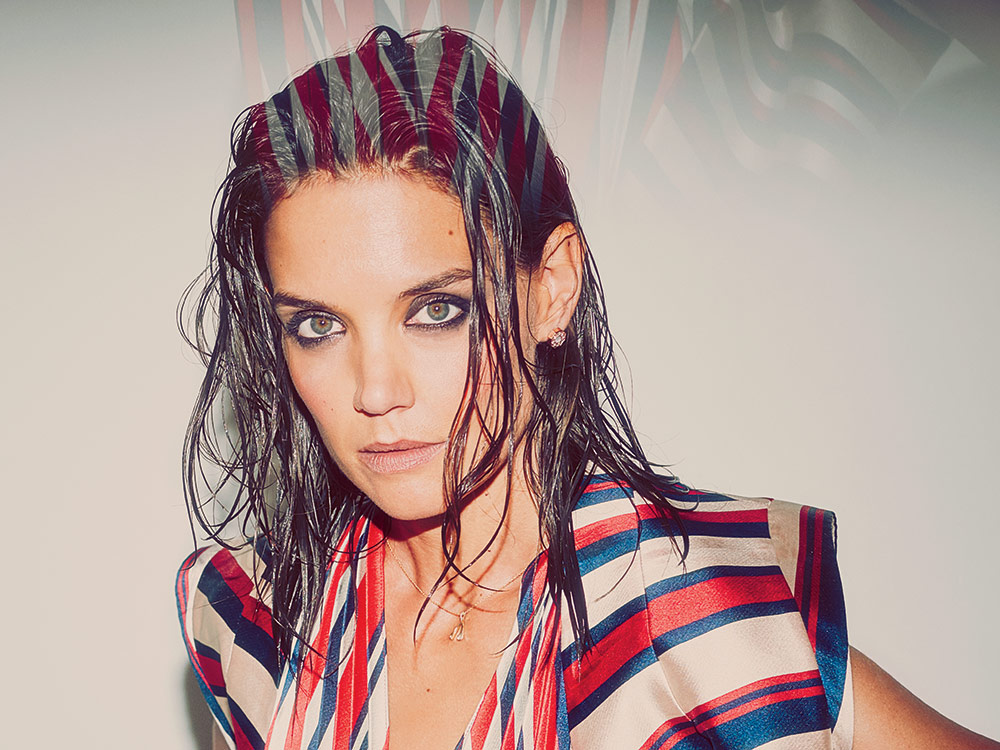Katie Holmes on Living a Normal Life, Taking Selfies & Why She Can't Wait for Art Basel in Miami Beach
