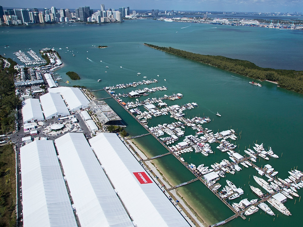 Why this year 39 s miami international boat show will be - Miami boat show ...