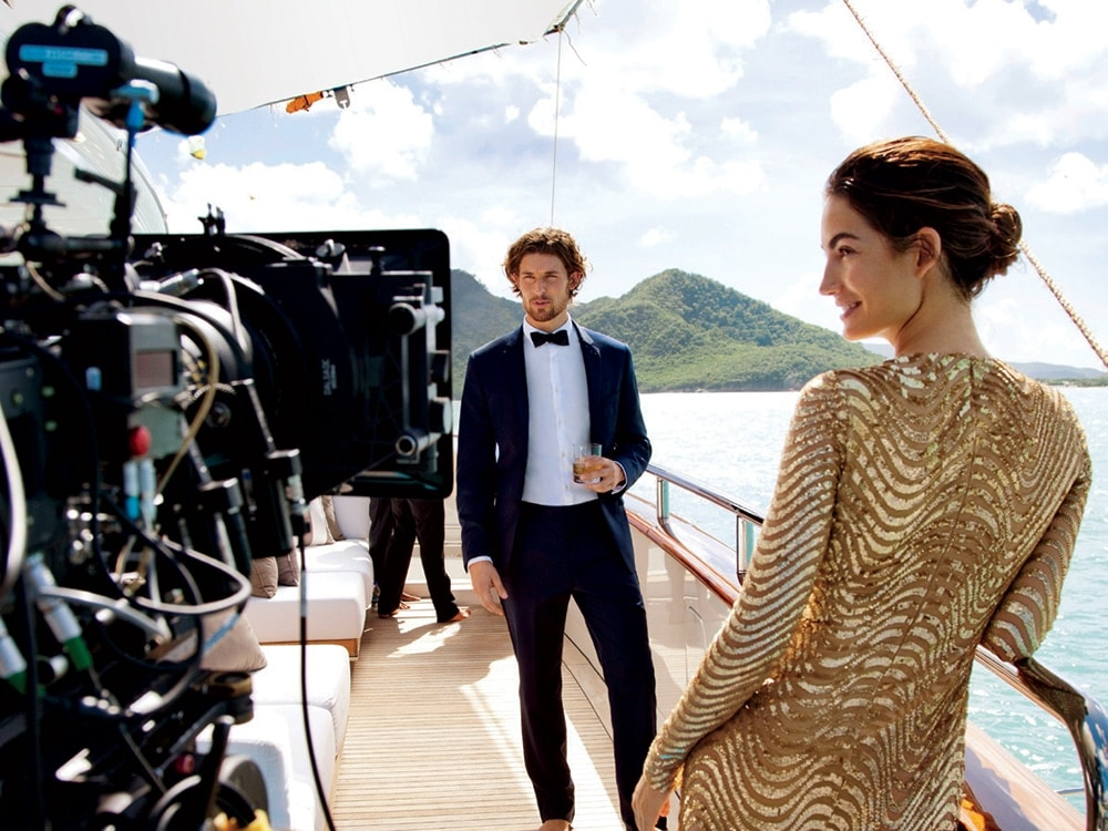 Why Michael Kors Chose Lily Aldridge as the Face of His  -> Ecksofa Jet Set