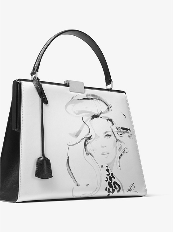 Accessory of the Week: Michael Kors x David Downton Bag