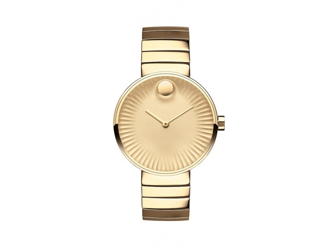 Movado Edge Gold watch