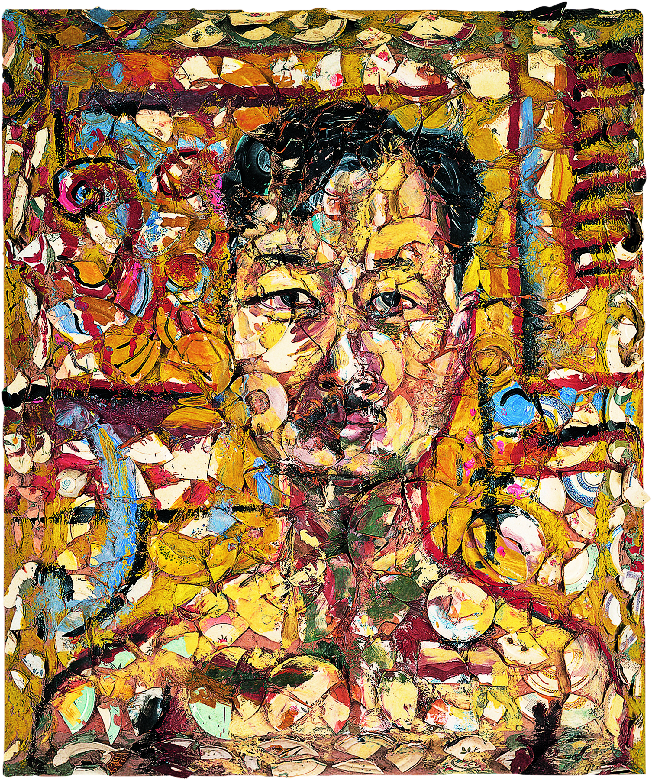 Art Played A Central Role In The Inception Of Mr Chow S