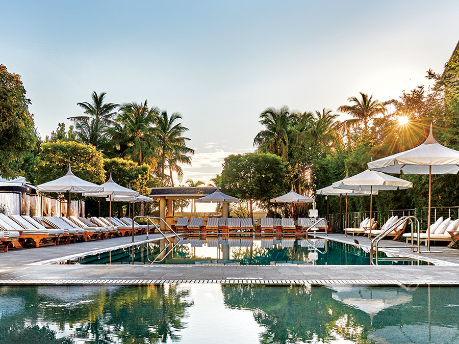 The Nautilus Cabana Club Is Part Of What Jason Pomeranc Means When He Says It S All About Speaking To Beach Life