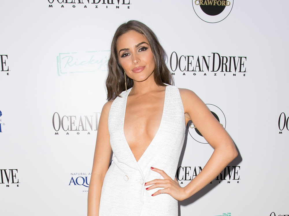 Olivia Culpo on Being a Role Model on Social Media & Her Tips for Getting Red Carpet-Ready
