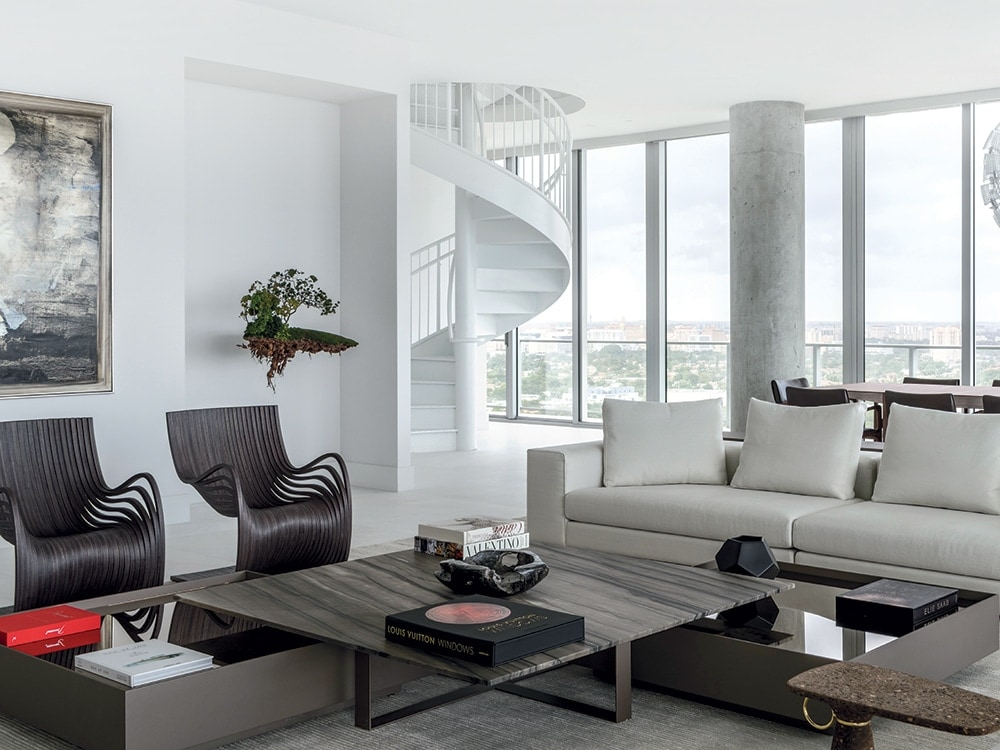 Paulo bacchi on living in coconut grove how his for Muebles paulo