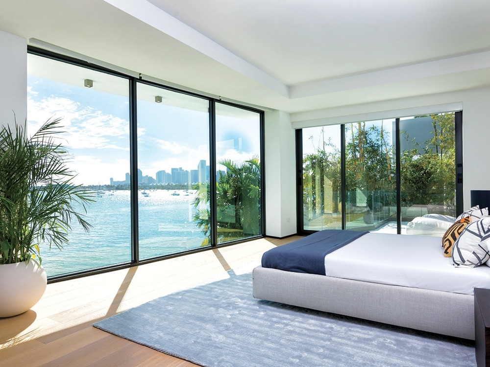 Ralph choeff on designing villa venetian what 39 s next in for Floor to ceiling bay window