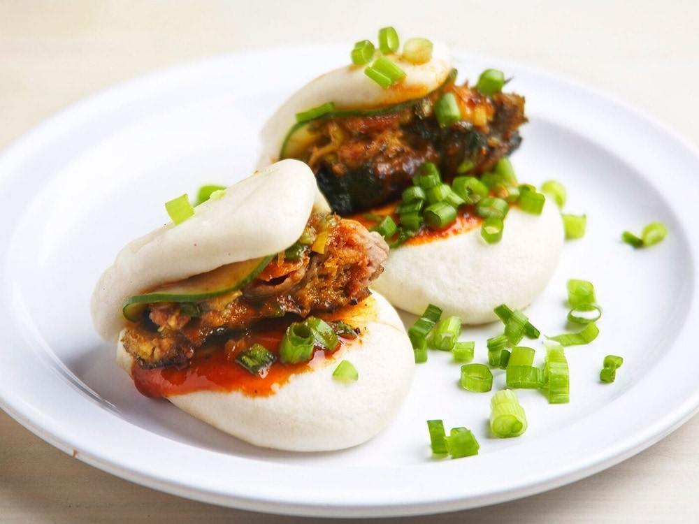 southeast asia and yummy pork buns The hokkien baozi (steamed buns) were a favorite convenience food that became popular throughout southeast asia the baozi filled with barbecued pork.