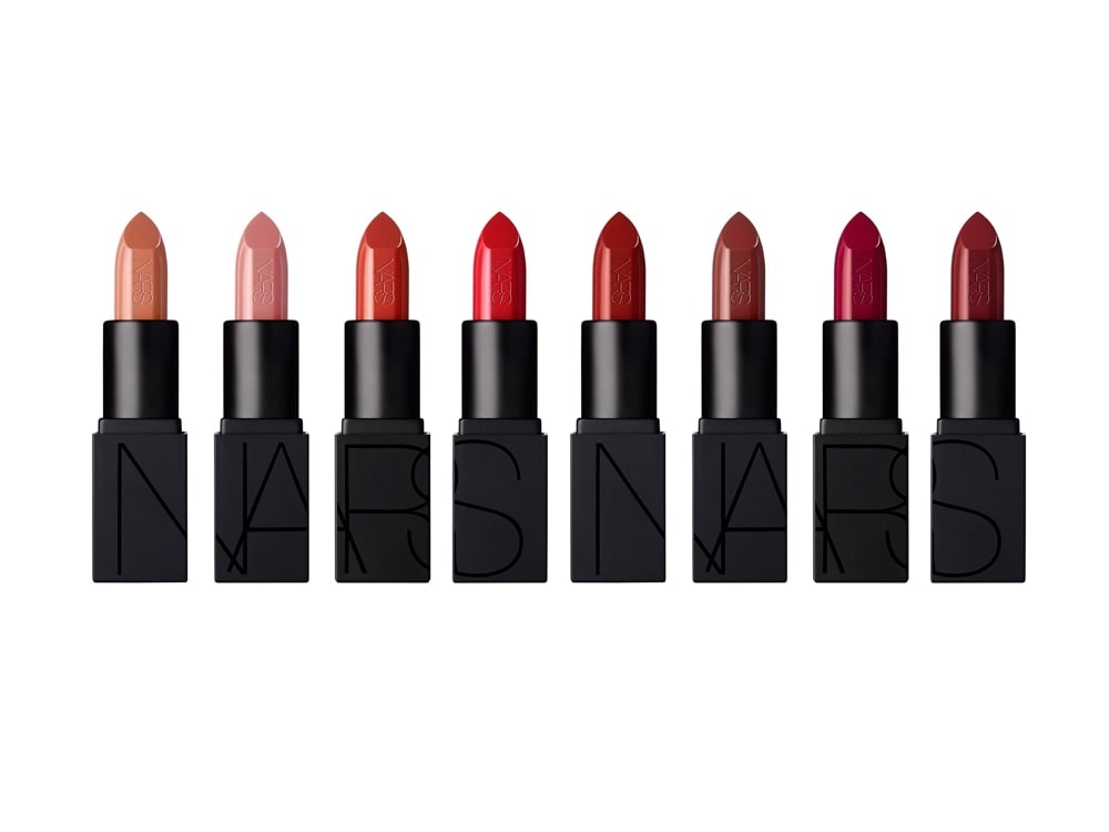 Sarah Moon for NARS lipsticks.