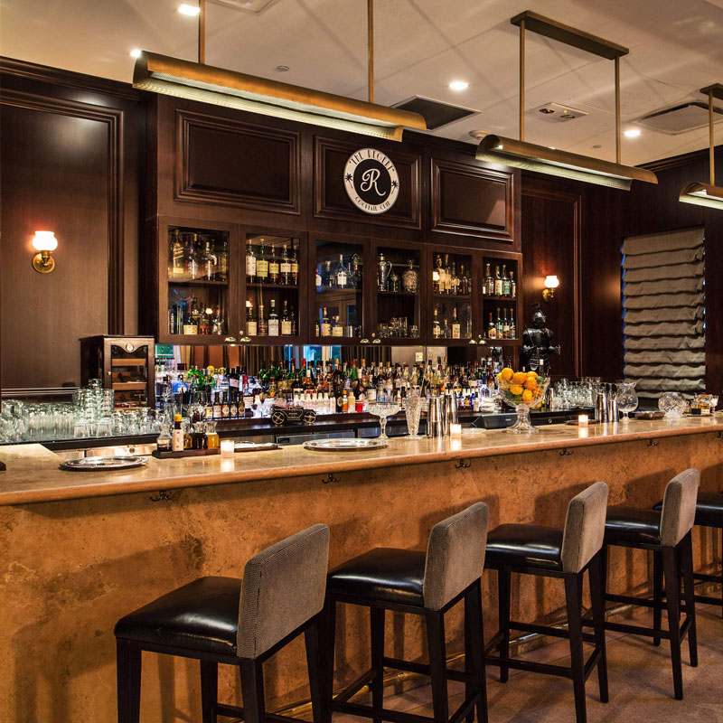 Miami Food & Drink News: Bartending Class At The Regent