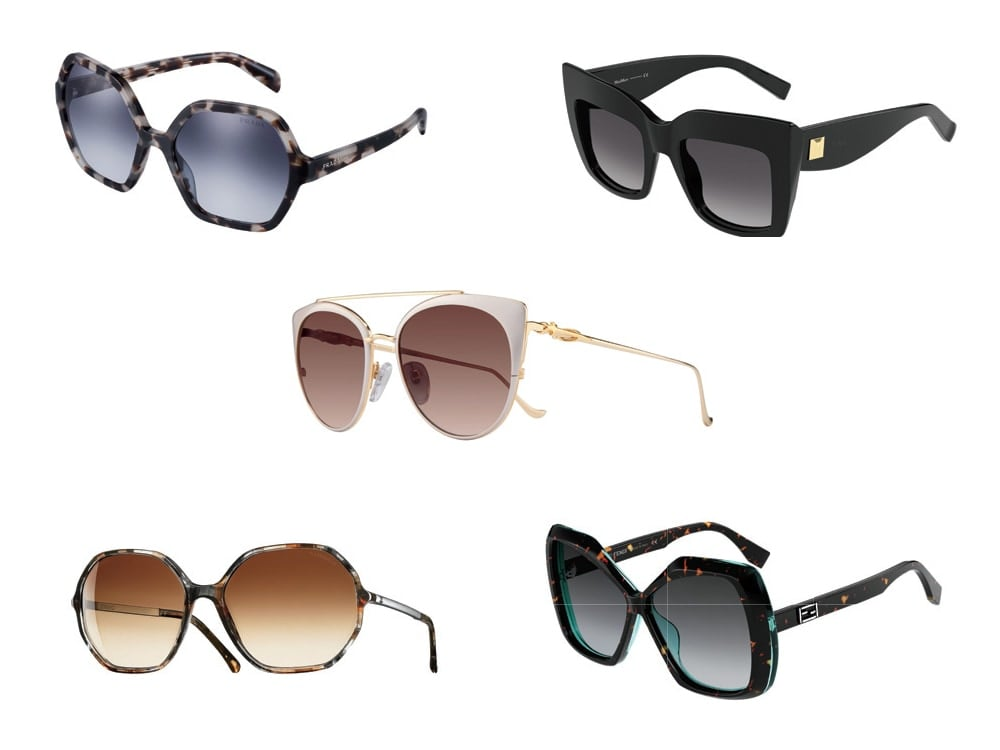 Sunglass Hut Michigan Ave  what are the hottest sunglasses to wear this spring