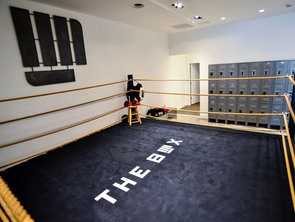 Find Out At This Cutting Edge Boutique Boxing Gym That Boasts 36 Technology Equipped Bags To Measure Your Sweat Score Means The Whole Class Will