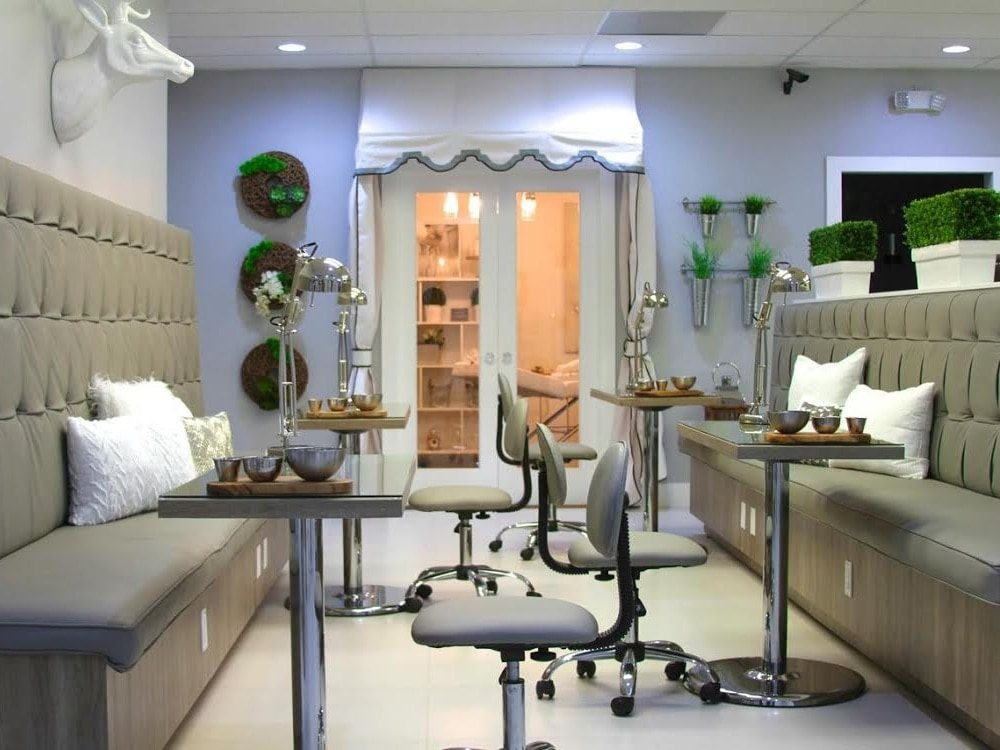 what are the best nail salons in miami