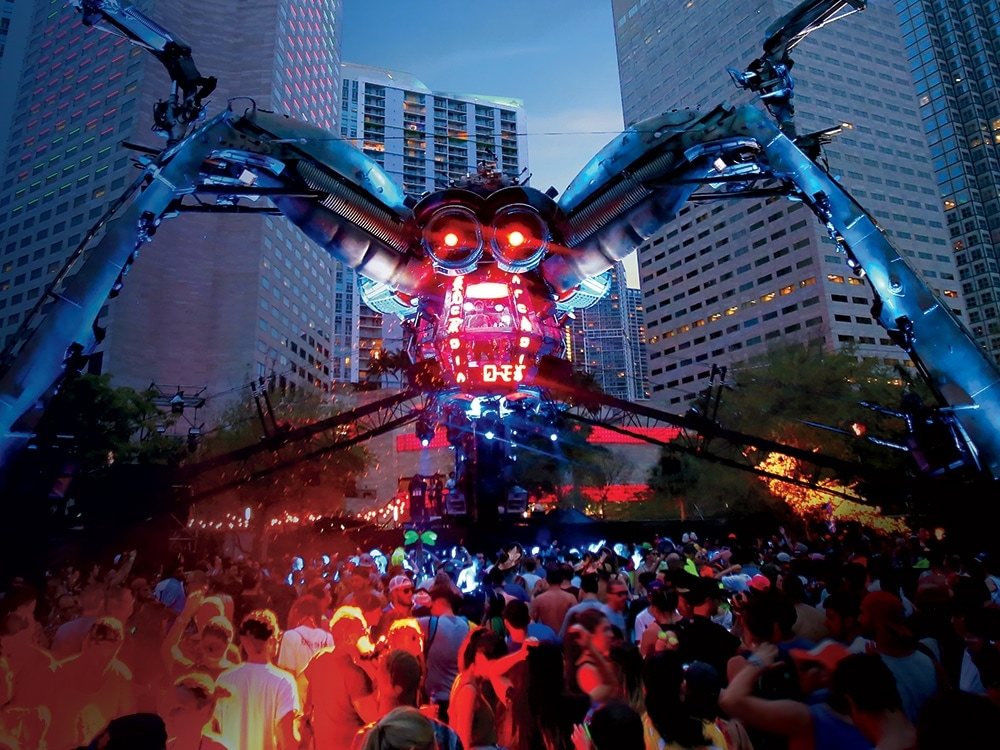 What S New At Ultra Music Festival This Year
