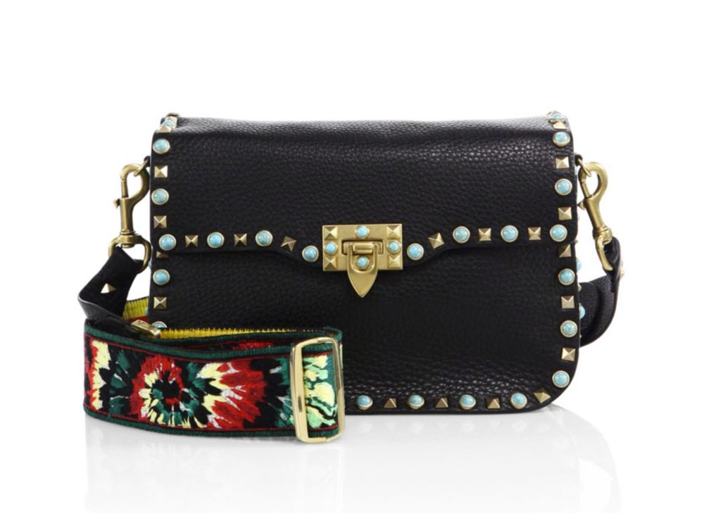 Valentino-Guitar-Strap-Rockstud-Leather-Bag