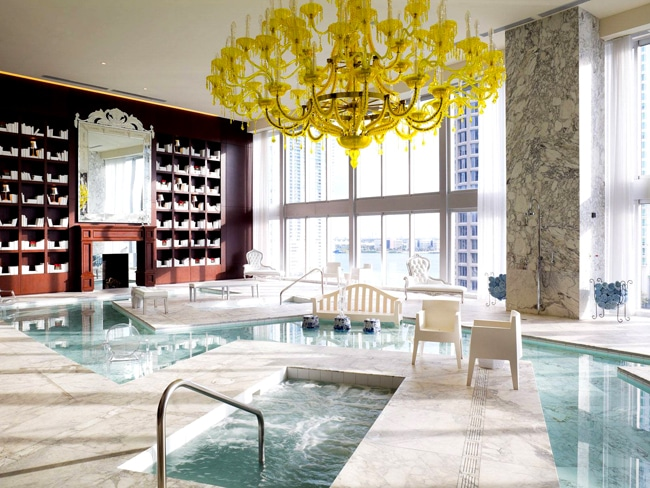 A luxe treatment to try each week of miami spa month for Pool design miami
