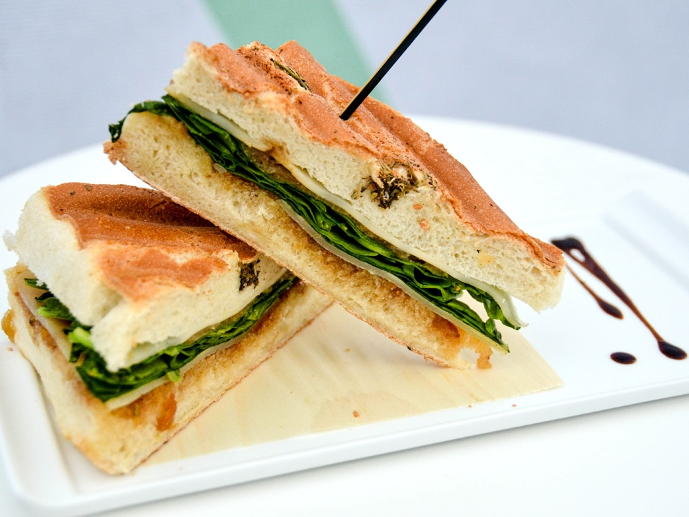 Vizcaya Cafe & Shop Sweet & Savory Grilled Cheese