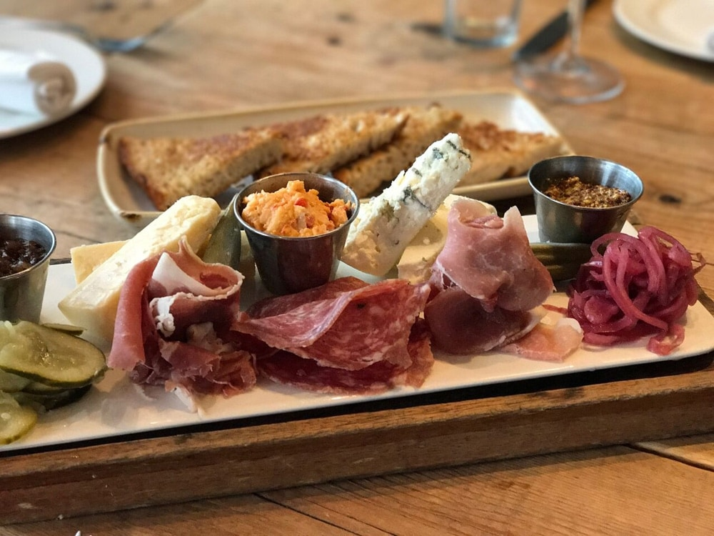 Yardbird-Southern-Table-and-Bar-Cheese-Plate. & Where to Get the Best Cheeseboards in Miami