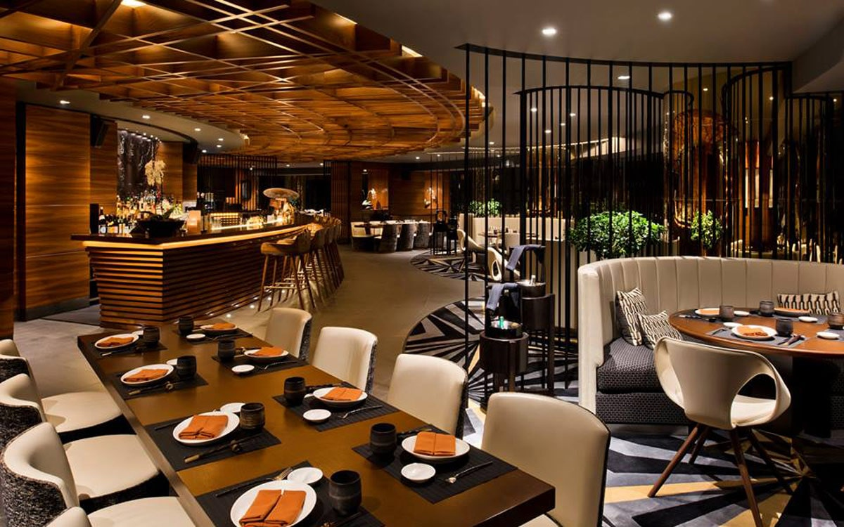 Sls Miami Beach Restaurant