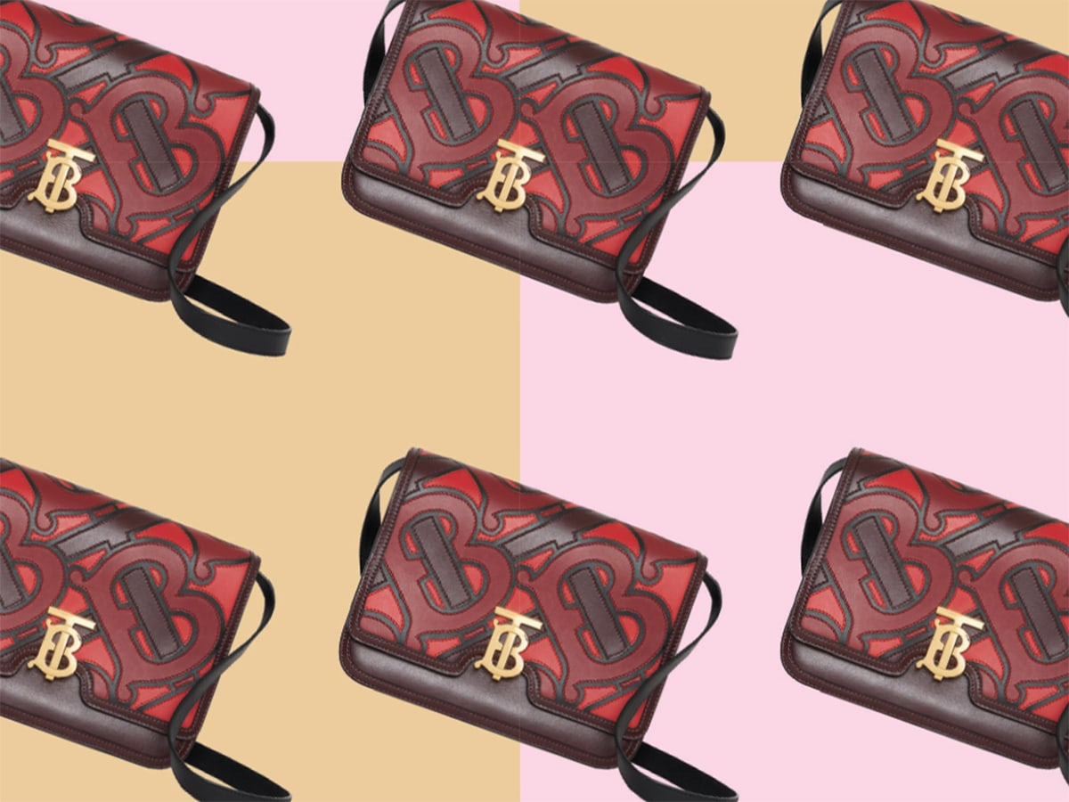 2f171c6945cc Riccardo Tisci Breathes New Life into Burberry with the TB Bag